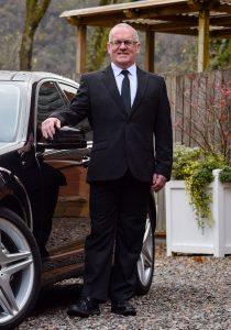 Alistair Burns, proprietor of ASB Executive