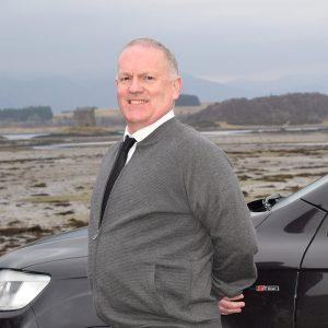 Alistair Burns, Proprietor ASB Executive